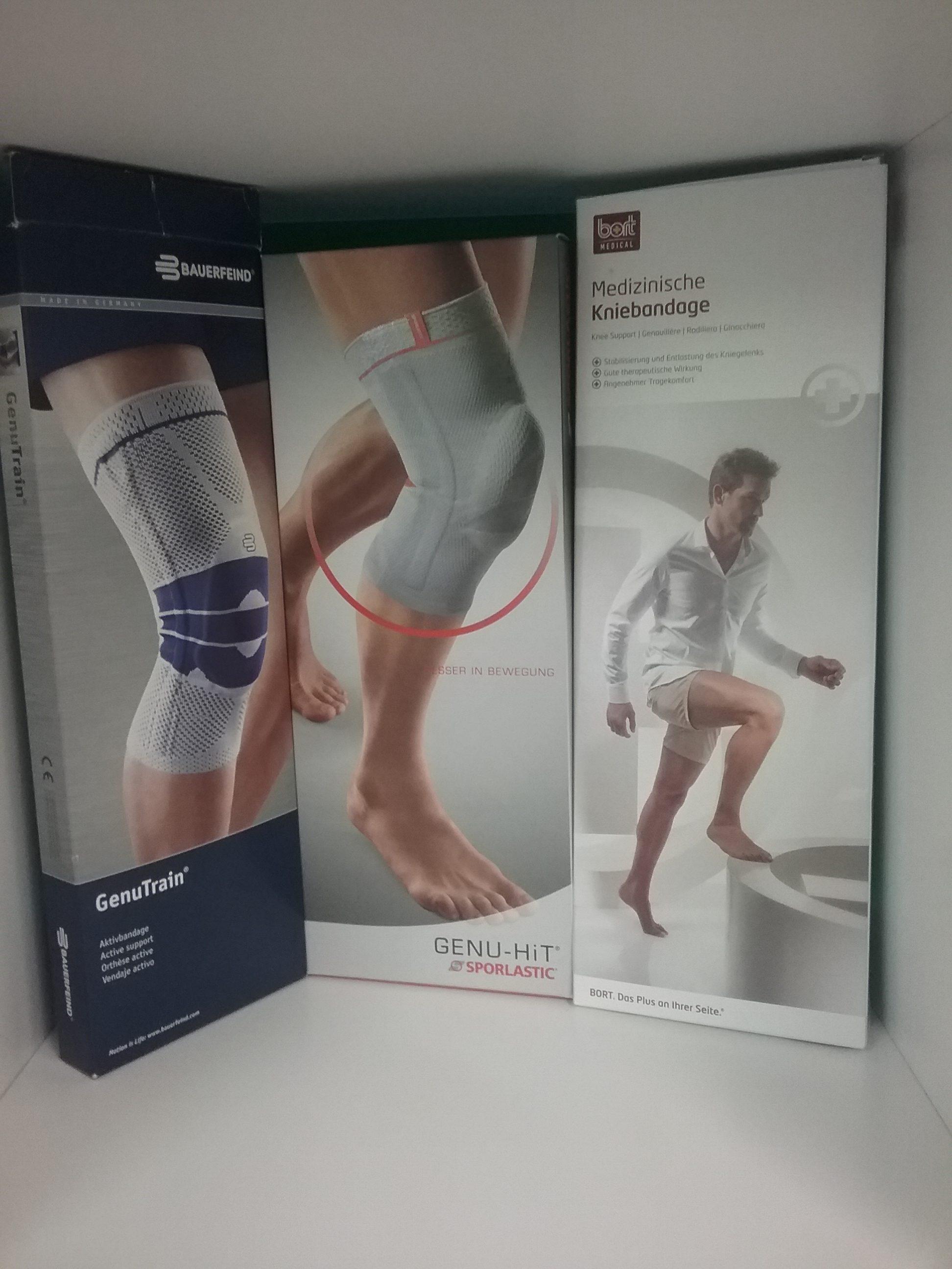 Kniebandagen